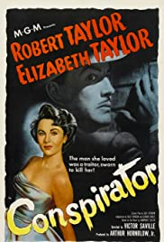 Conspirator (1949) Poster - Movie Forum, Cast, Reviews