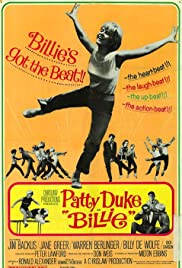 Billie (1965) Poster - Movie Forum, Cast, Reviews