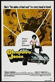 Shelley Winters and Tamara Dobson in Cleopatra Jones (1973)