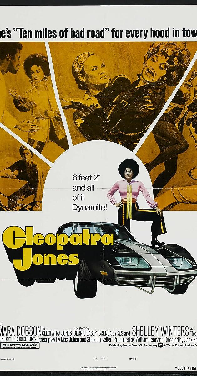 Subtitle of Cleopatra Jones