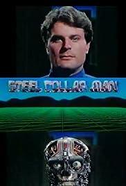 The Steel Collar Man Poster
