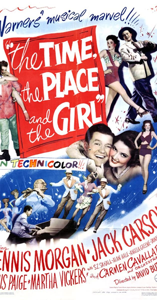 Image result for movie the time the place and the girl