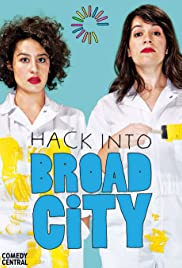 Hack Into Broad City Poster