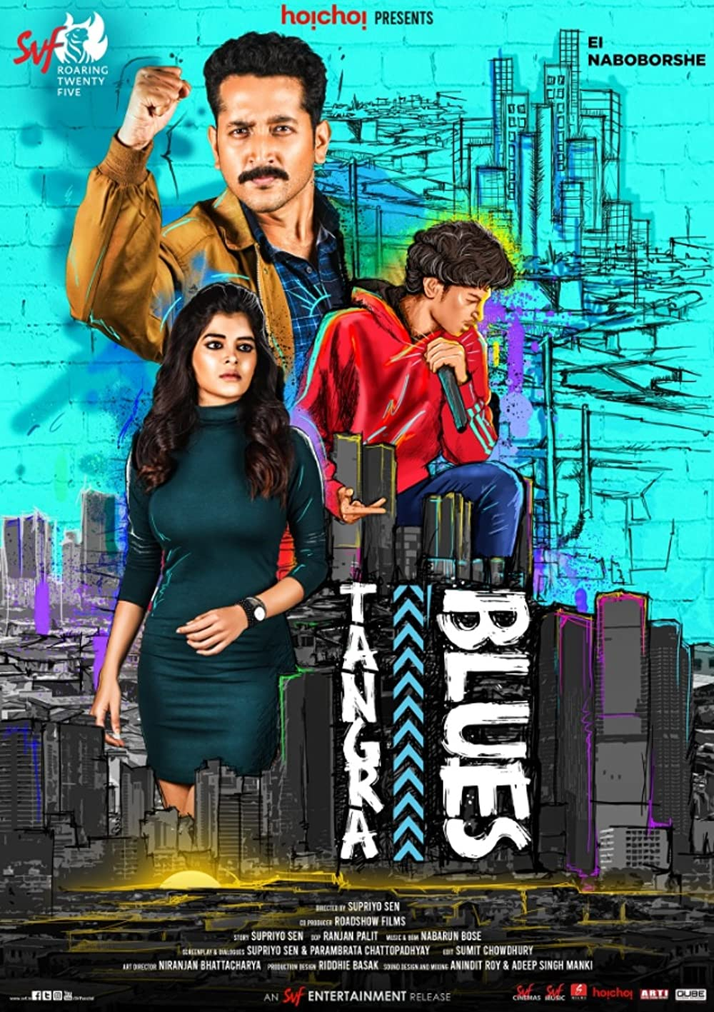 Tangra Blues 2021 Bengali Movie 480p HDRip 400MB x264 AAC Download