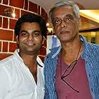 Sudhir Mishra and Yogesh Raj Mishra in Daas Dev (2018)