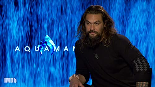 Jason Momoa Talks Most Thrilling Part of Filming 'Aquaman'