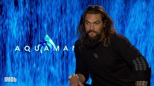 Jason Momoa Talks Most Thrilling Part of Filming 'Aquaman'