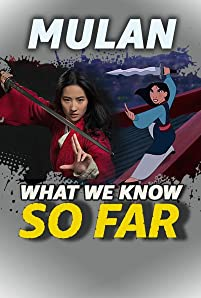 The latest live action Disney movie is on its way, and it's bringing some of China's biggest stars with it. Here's what we know about 'Mulan' ... so far.