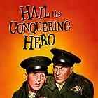Eddie Bracken and William Demarest in Hail the Conquering Hero (1944)