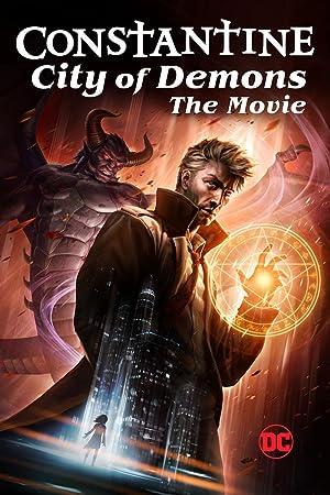 دانلود زیرنویس فارسی فیلم Constantine City of Demons: The Movie 2018
