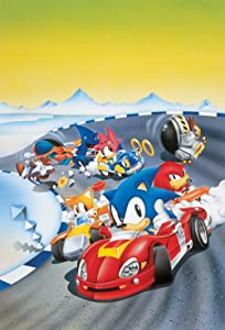 Sonic Drift Racing sub download