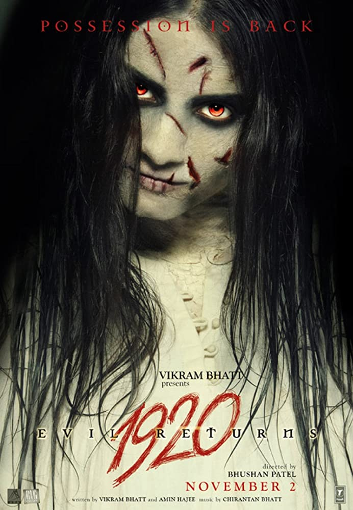 1920 Evil Returns (2012) Hindi Full Movie 400MB BluRay Download