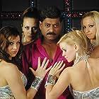 Sanjay Narvekar in Be Dune Saade Chaar (2009)