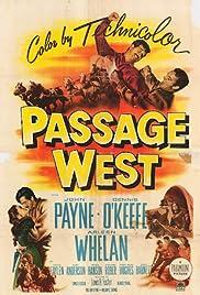 Passage West(1951) Poster - Movie Forum, Cast, Reviews