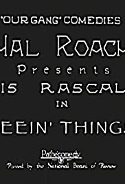 Seein' Things Poster