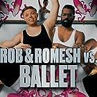 Rob Beckett and Romesh Ranganathan in Ballet (2020)