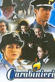 Carabinieri Poster - TV Show Forum, Cast, Reviews