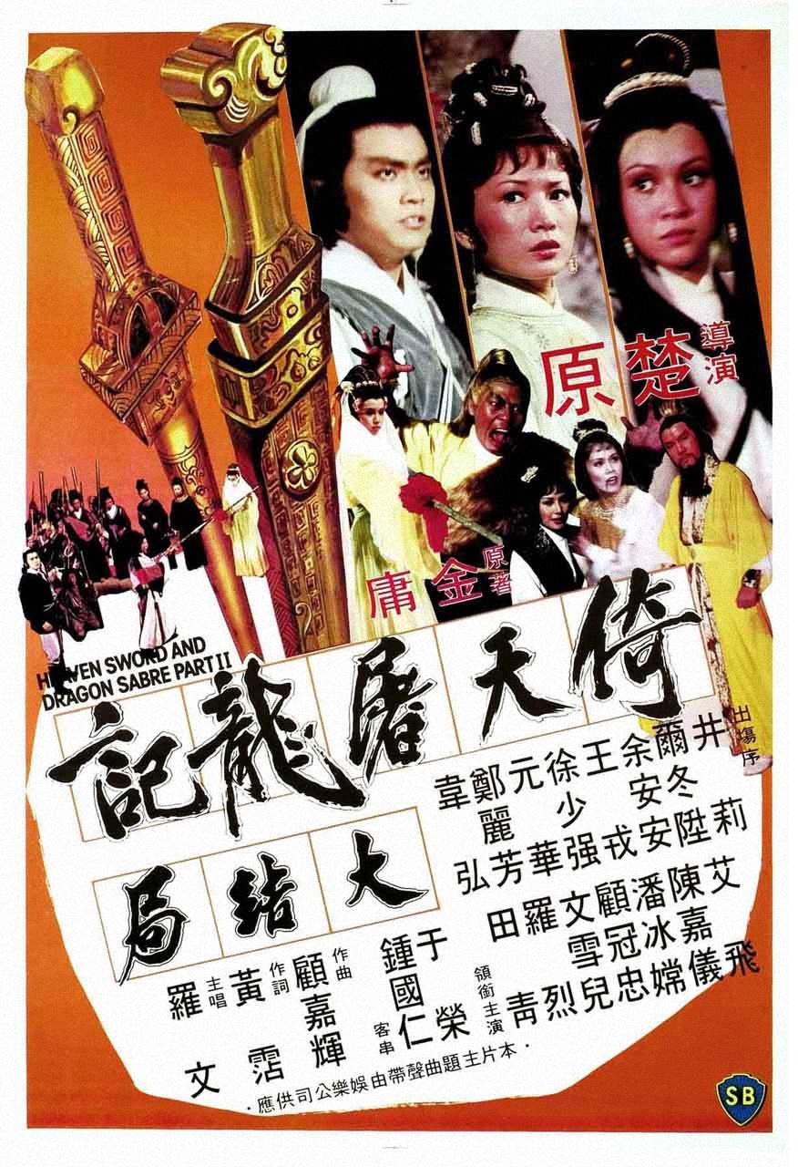 Yi Tian Tu Long Ji Da Jie Ju 1978 Imdb