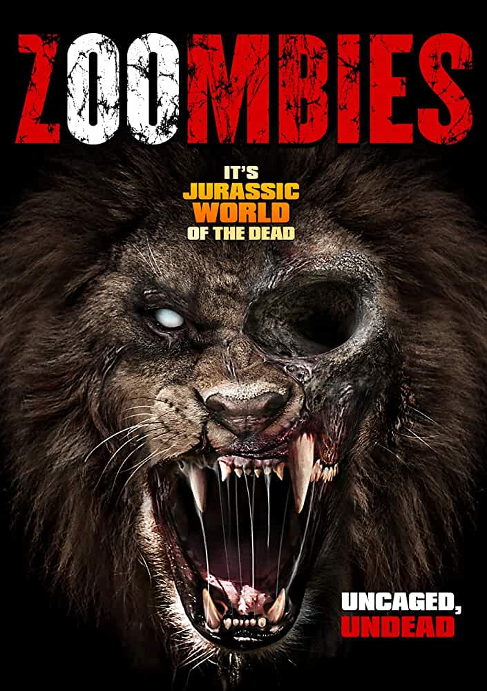 Zoombies (2016) Hindi Dubbed