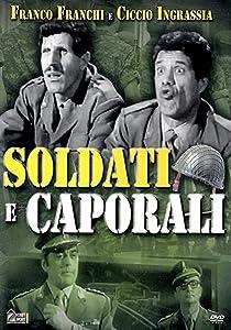 Best free torrent movie downloads Soldati e caporali Italy [320p]