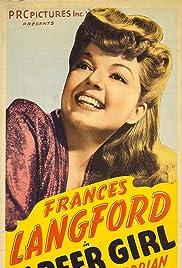Career Girl Poster