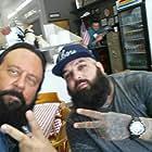 John Kap and Carlos Aviles in Slaw (2017)