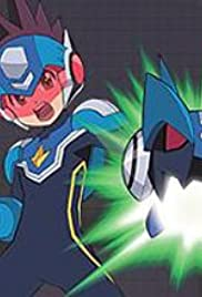 Mega Man Star Force Poster