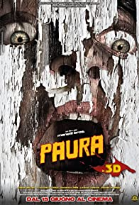 Primary photo for Paura 3D