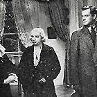 Miriam Hopkins, Alma Kruger, Joel McCrea, and Merle Oberon in These Three (1936)