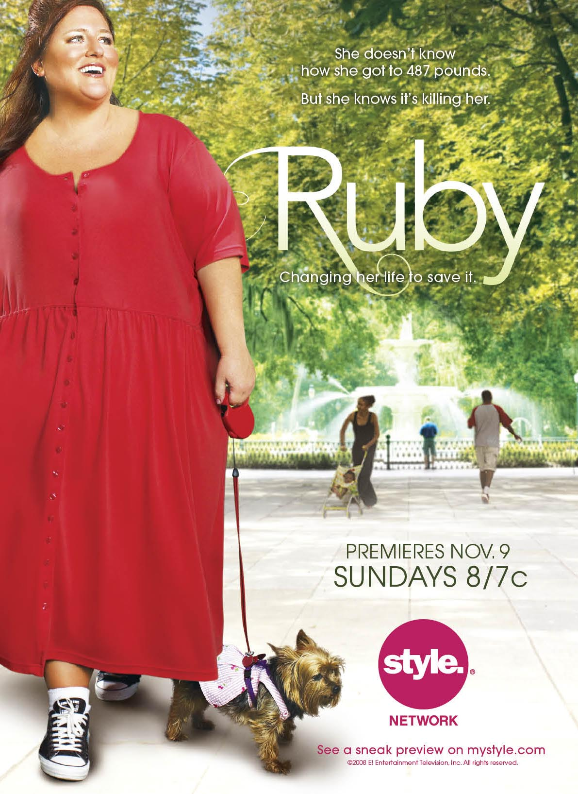 Ruby Tv Series 2008 Imdb