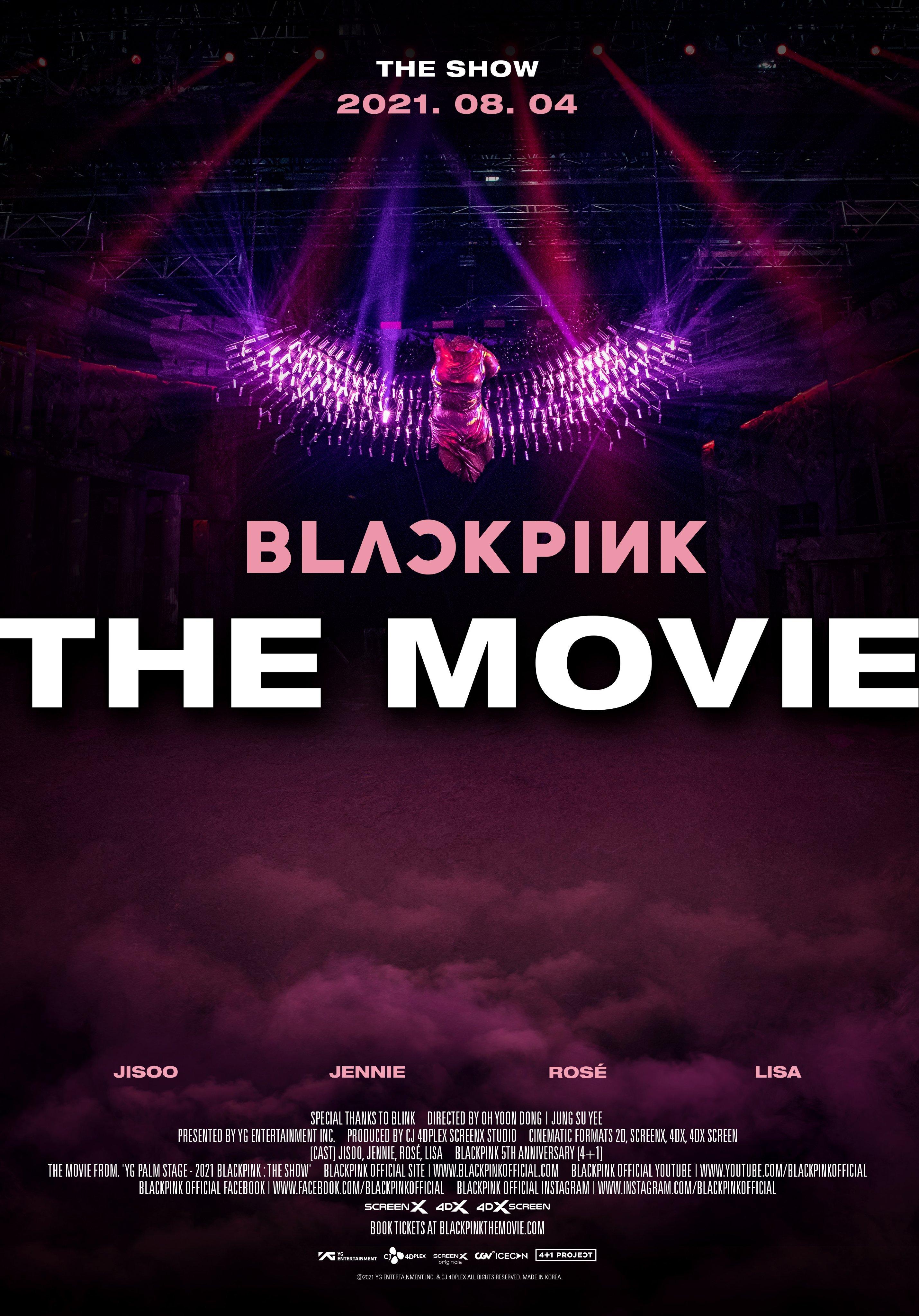 Blackpink: The Movie (2021) - IMDb