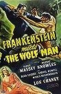 Frankenstein Meets the Wolf Man (1943) Poster