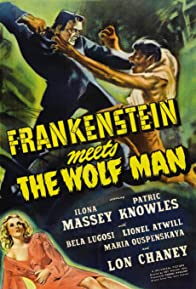 Primary photo for Frankenstein Meets the Wolf Man