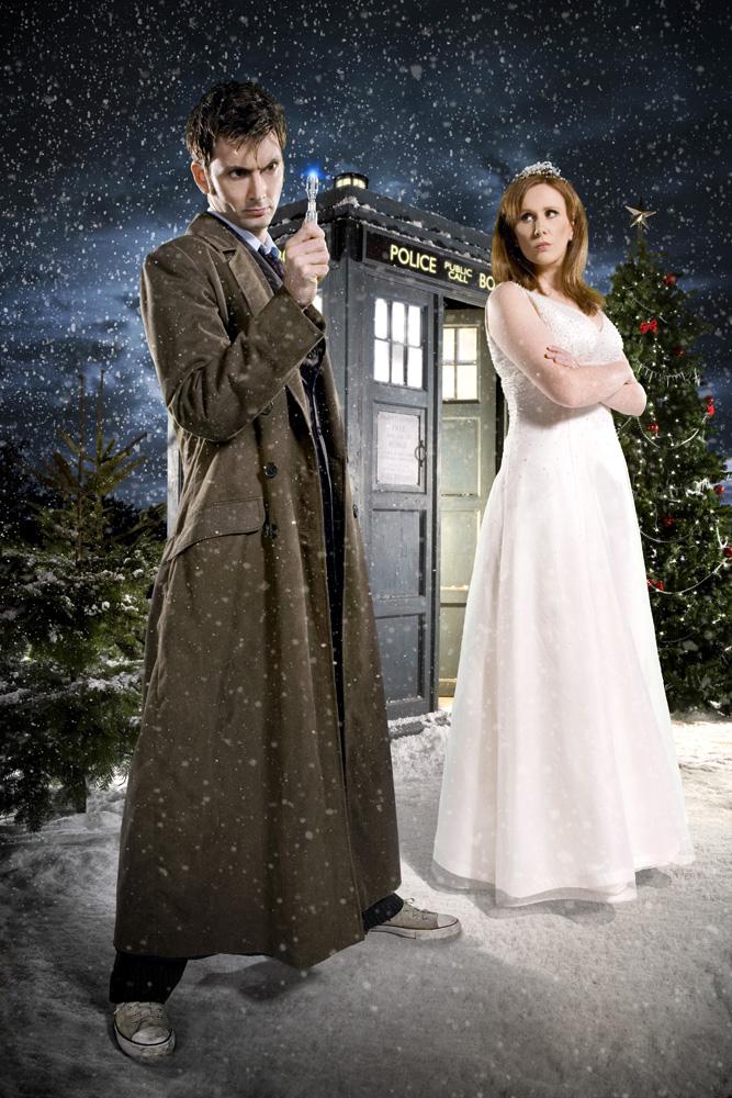 Doctor Who The Runaway Bride Tv Episode 2006 Photo Gallery Imdb