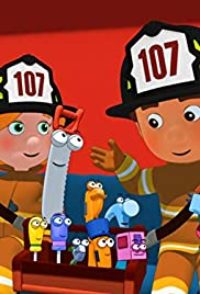 Firefighter Manny Poster