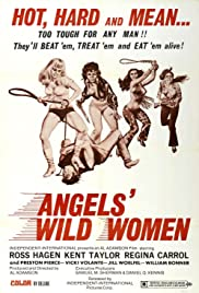 Angels' Wild Women Poster