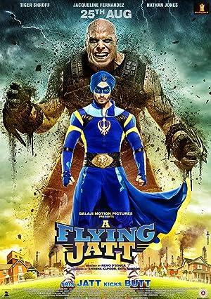 A Flying Jatt (2016) Hindi Full Movie ORGINAL HDRip 720P Download