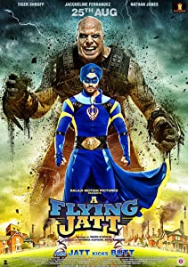 tamil movie dubbed in hindi free download A Flying Jatt