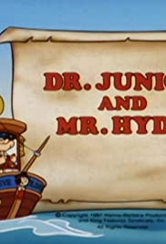 Dr. Junior and Mr. Hyde/Popeye's Surfin' Adventure Poster