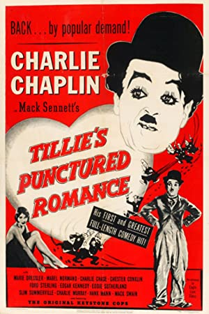 Where to stream Tillie's Punctured Romance