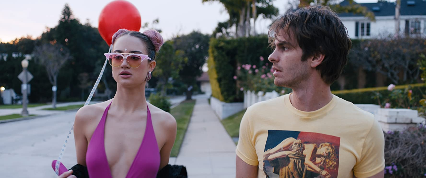 Image result for under the silver lake