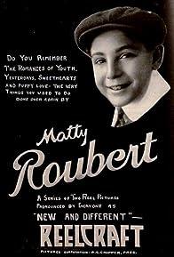 Primary photo for Matty Roubert