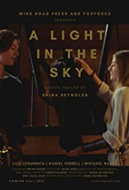 A Light in the Sky Book Poster