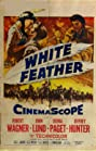 White Feather (1955) Poster
