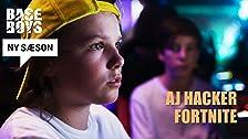 A.J. hacker Fortnite