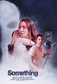 Michael Gazin and Jane Rowen in Something (2018)