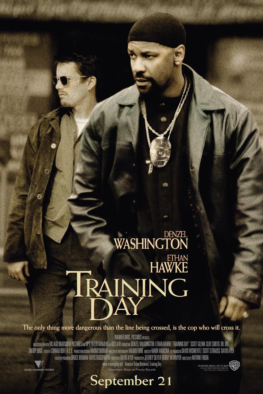 Training Day (2001) BluRay 480p, 720p & 1080p