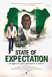 State of Expectation: Themed Struggles of Good Governance in Motion Poster