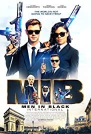 Download Men in Black International (2019) 720p || 1080p HC HDRip x264 [Dual Audio] [Hindi (Cleaned) + English] 1.1GB || 3.99GB Full Movie