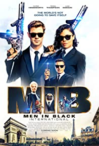 Primary photo for Men in Black: International